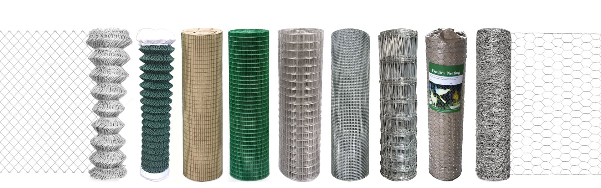 Welded Wire Mesh, Hexagonal Wire Mesh, Square Wire Mesh