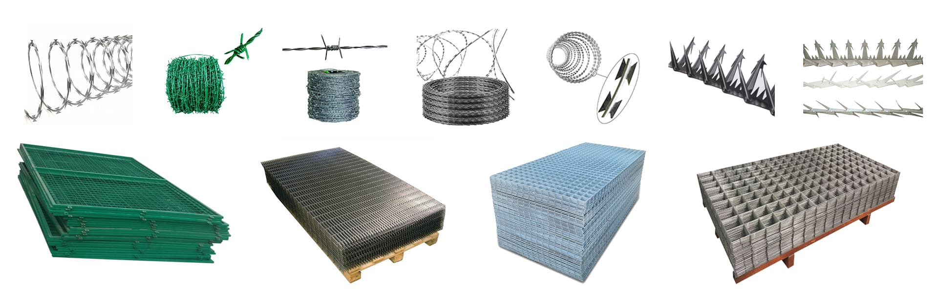Wire Mesh, Razor Wire, Mesh Fence Factory & Exporter