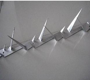 steel sheet wall spike