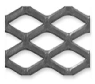 Standard Expanded Metal Mesh