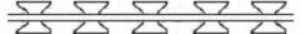 razor wire fence bto-22