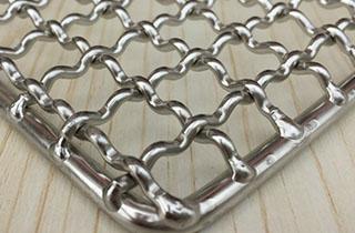square wire mesh-barbecue wire mesh