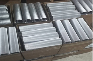 stainless steel filter mesh-cylindrical filter