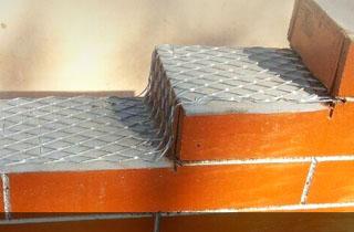 Expanded Meta Mesh Lath Concrete Block Mesh