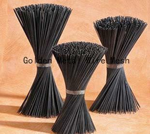 black anneal wire cut wire