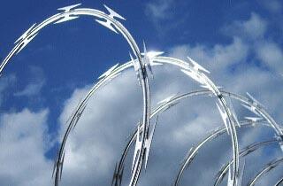 Spiral Razor Barbed Wire Coils
