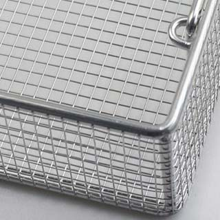 Stainless Steel welded mesh Disinfection Basket