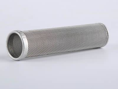 Stainless Steel Extruder Screen-tube coarse extruder screen