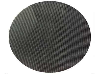 Dutch weave black wire cloth extruder screen-black wire mesh