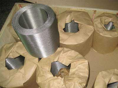 Continuous Auto Mesh Belt Filter