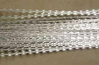 Straight Razor Wire(Razor Barbed Tape)
