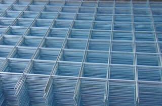 Galvanized Wire Mesh Panel