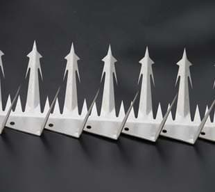 Big Type Wall Spikes