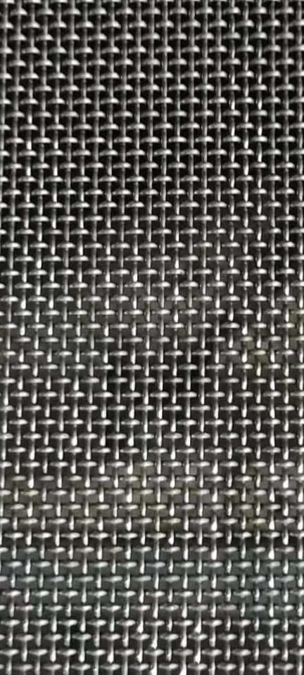 Mesh 12 Mesh 20 Width 4000mm Stainless Steel Wire Mesh