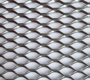 Aluminum Expanded Metal