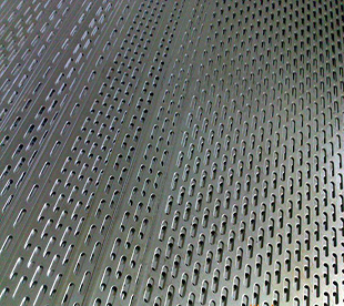 Perforated Metal Sheet-Perforated Metal Mesh Panels