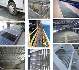 Steel Walkway-Steel Grating-Industrial Floor Grates