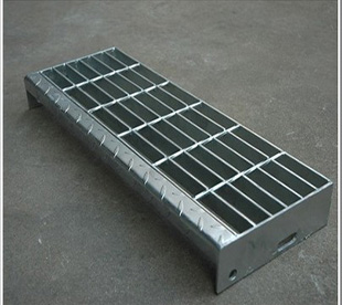 Walkway Grating-Plain Steel Grating