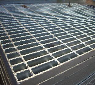 Non-Slip Grating Steel-Steel Grate Decking