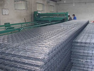 Welded Wire Mesh Sizes