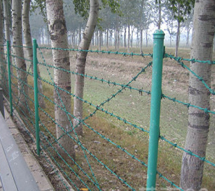 Buy Barbed Wire-Anping Wire Mesh-PVC Coated Barbed Wire