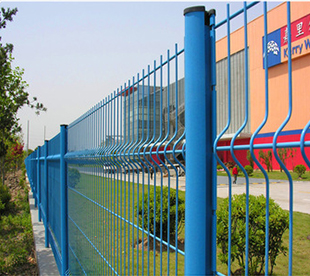 Welded Wire Fence-Curvy Welded Mesh Fence