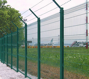 Mesh Fence-Wire Garden Fence