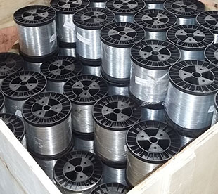 GI Wire Zinc Coating