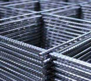 Concrete Wire Mesh-Ribbed Steel Bar Reinforcing Mesh