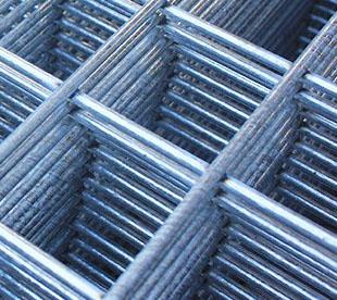 Concrete Reinforcing Mesh-Round Steel Bar Reinforcing Mesh