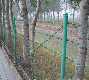 Buy-Barbed-Wire-Anping-Wire-Mesh-PVC-Coated-Barbed-Wire