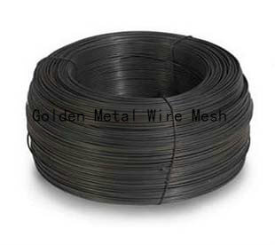 Metal Wire-Black Anneal Wire Coil
