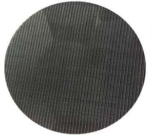 Black Wire Cloth Extruder Screen