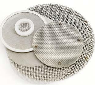 Single Extruder Screen FiltersSpot Welded PacksRim Packs Extruder Plastic Extruder Screens & Polymer