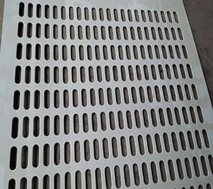 Punched Metal Sheets-Perforated Metal Sheets