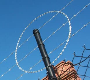 Electro-Galvanized-Barbed-Wire