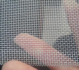 Insect Mesh-Aluminium Fly Screen