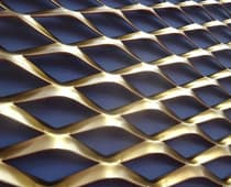Expanded Metal Mesh---Decorative Expanded Metal