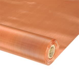 red copper wire mesh/copper mesh